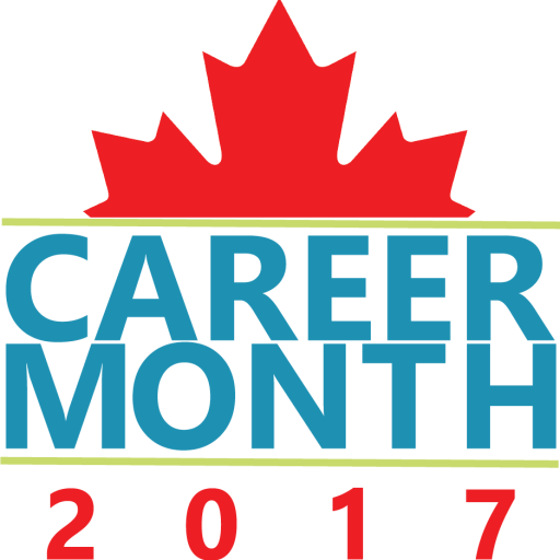Canada Career Month Logo