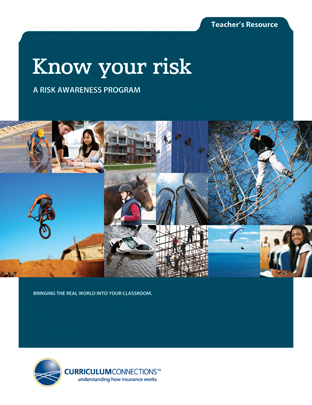 Know Your Risk Resource Cover